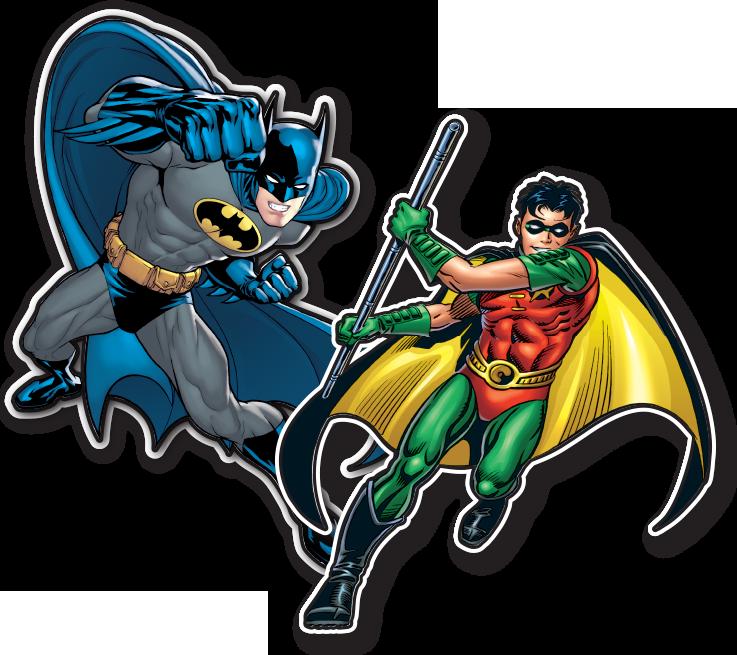 Batman and Robin Bingo Ink Marker Bingo Ink Marker
