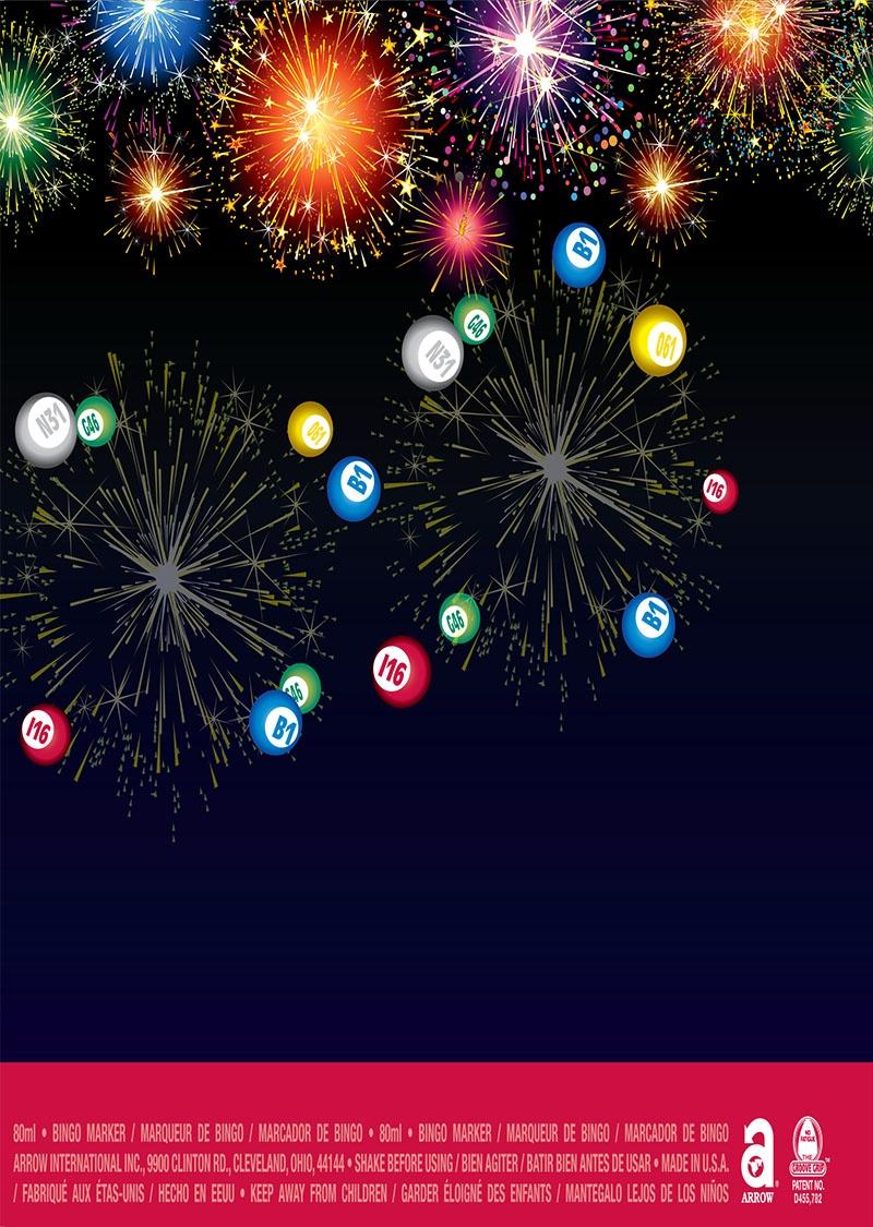Bingo Balls / Fireworks