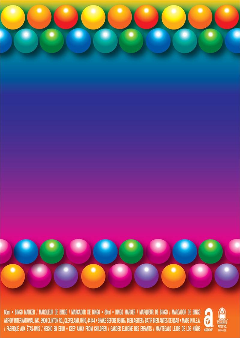 Bingo Balls / Gradient