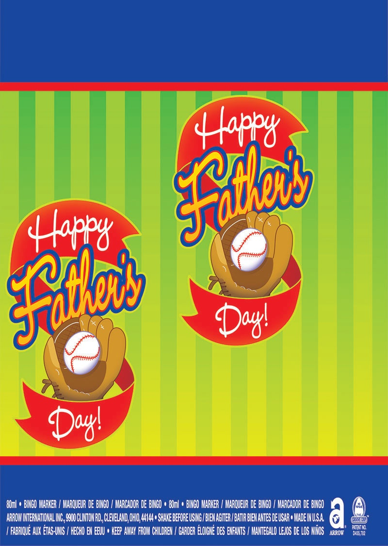 Happy Father's Day / Baseball