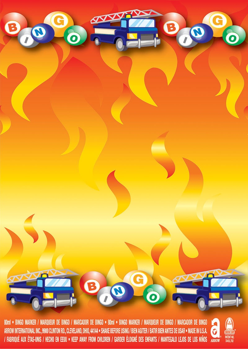 Fire / Bingo Balls