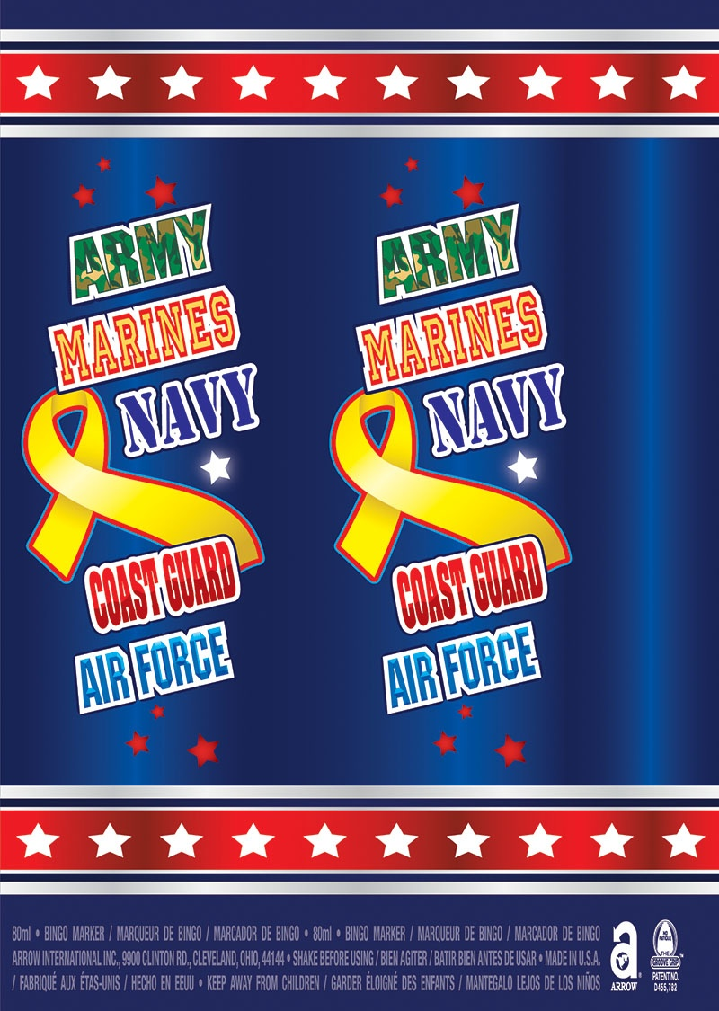 Yellow Ribbon / Armed Forces