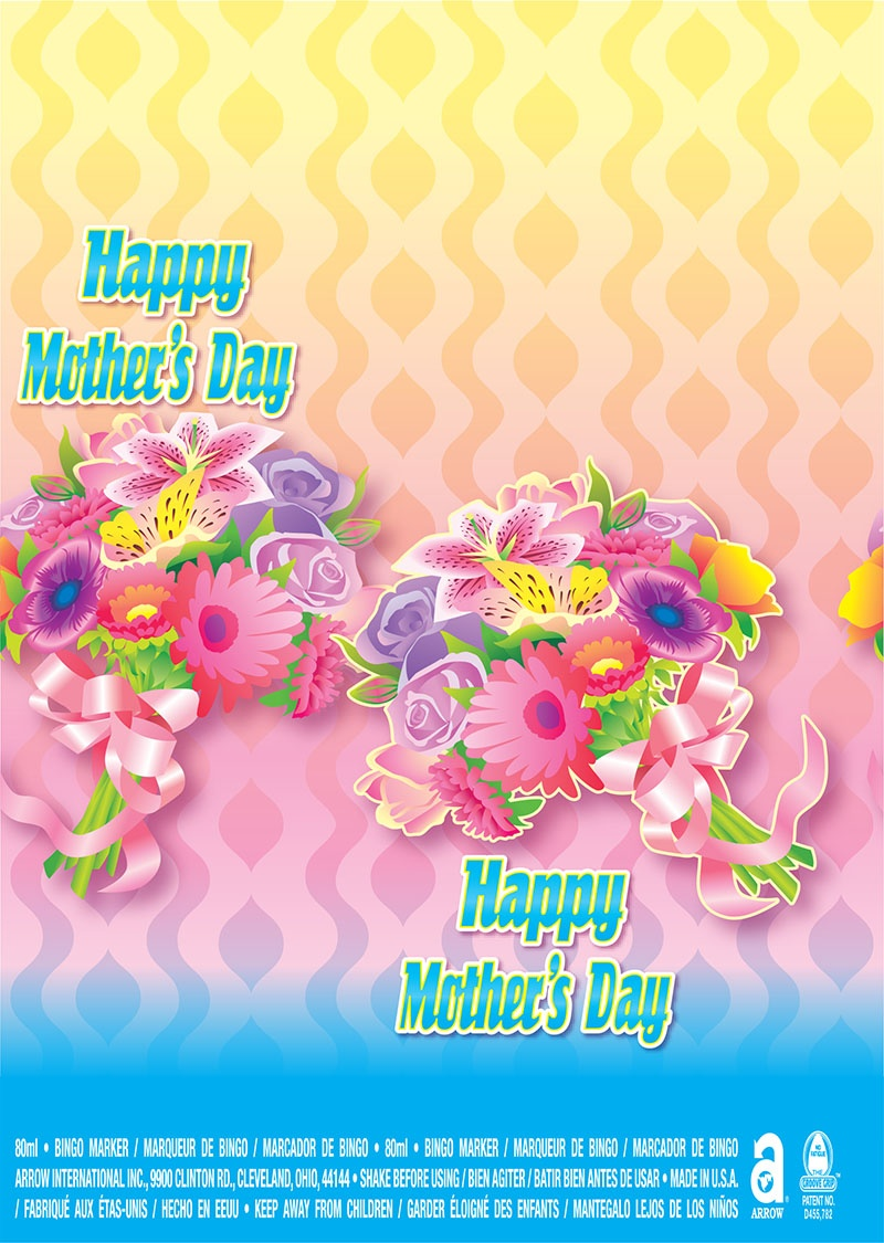 Happy Mother's Day / Flowers