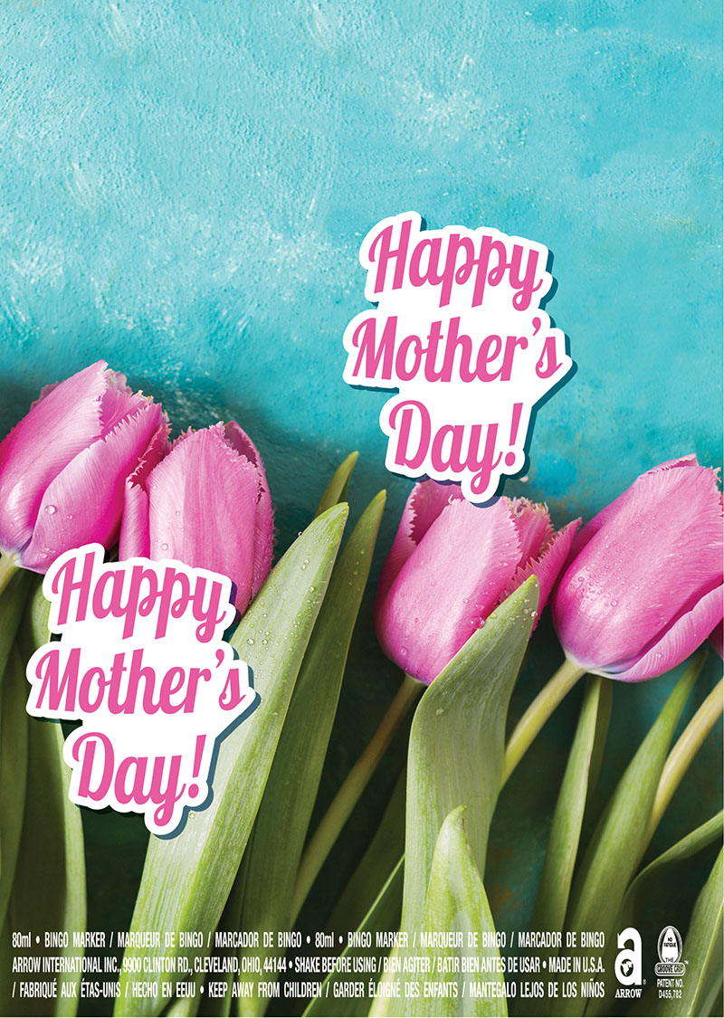 Happy Mother's Day / Tulips