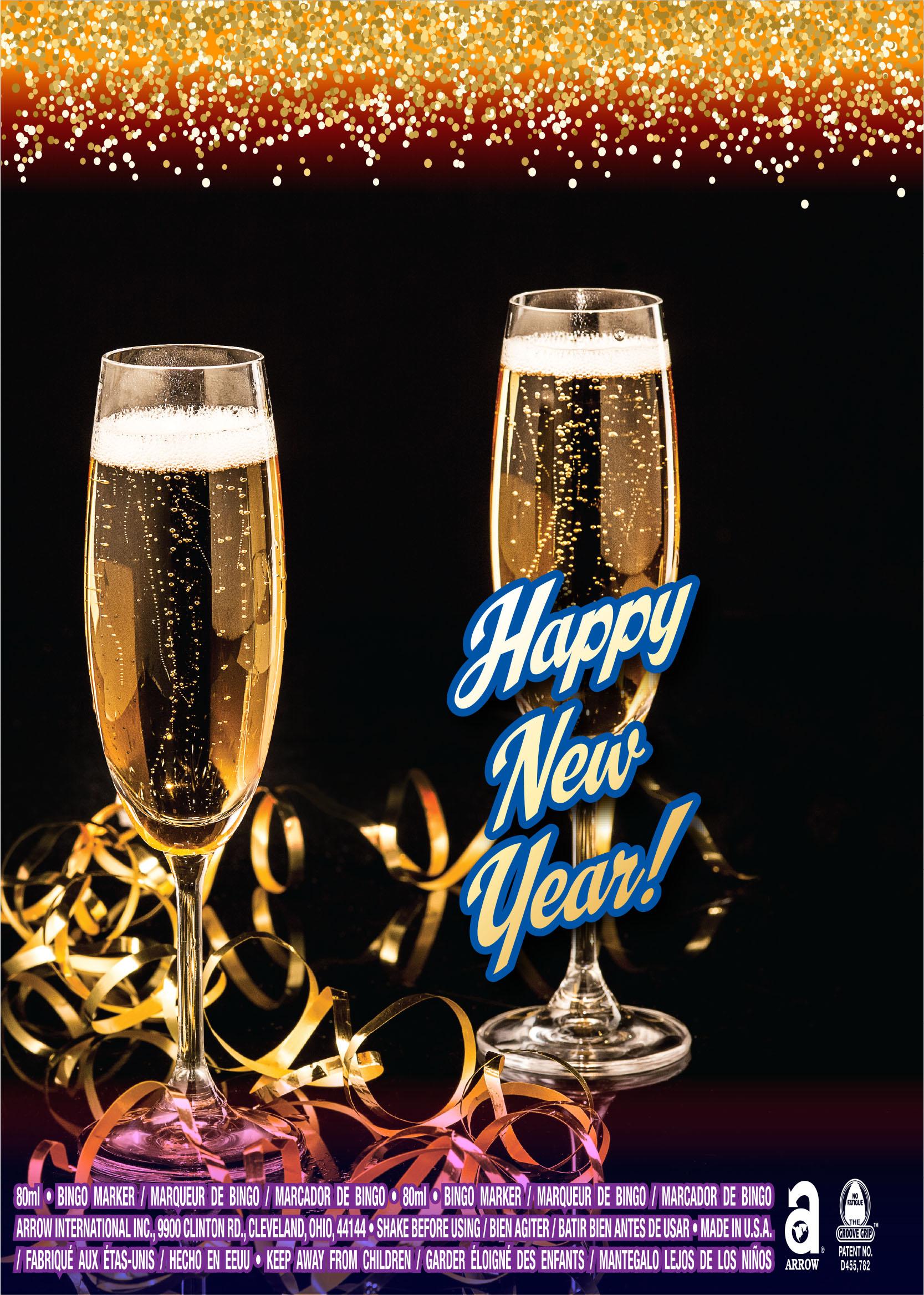 Happy New Years / Champaign