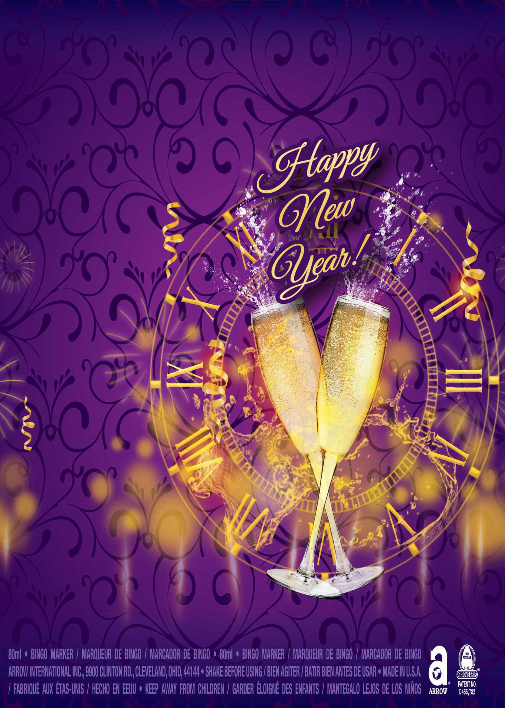 Happy New Years / Midnight