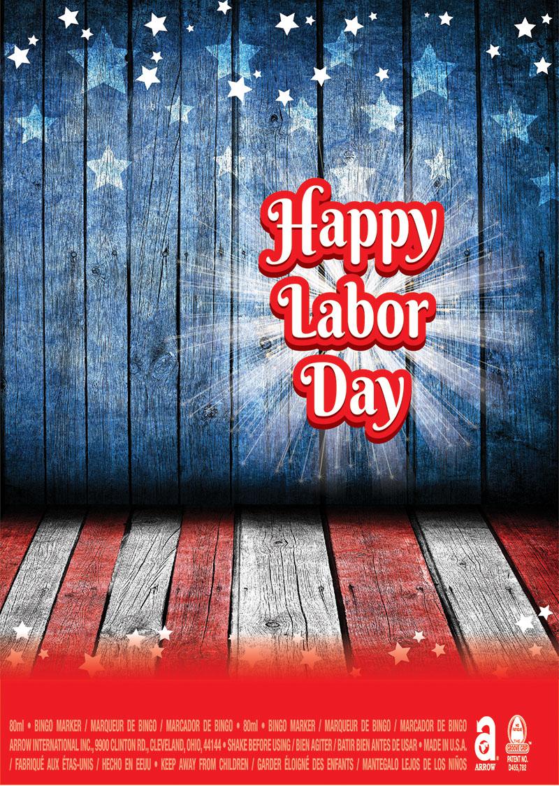 Happy Labor Day / American