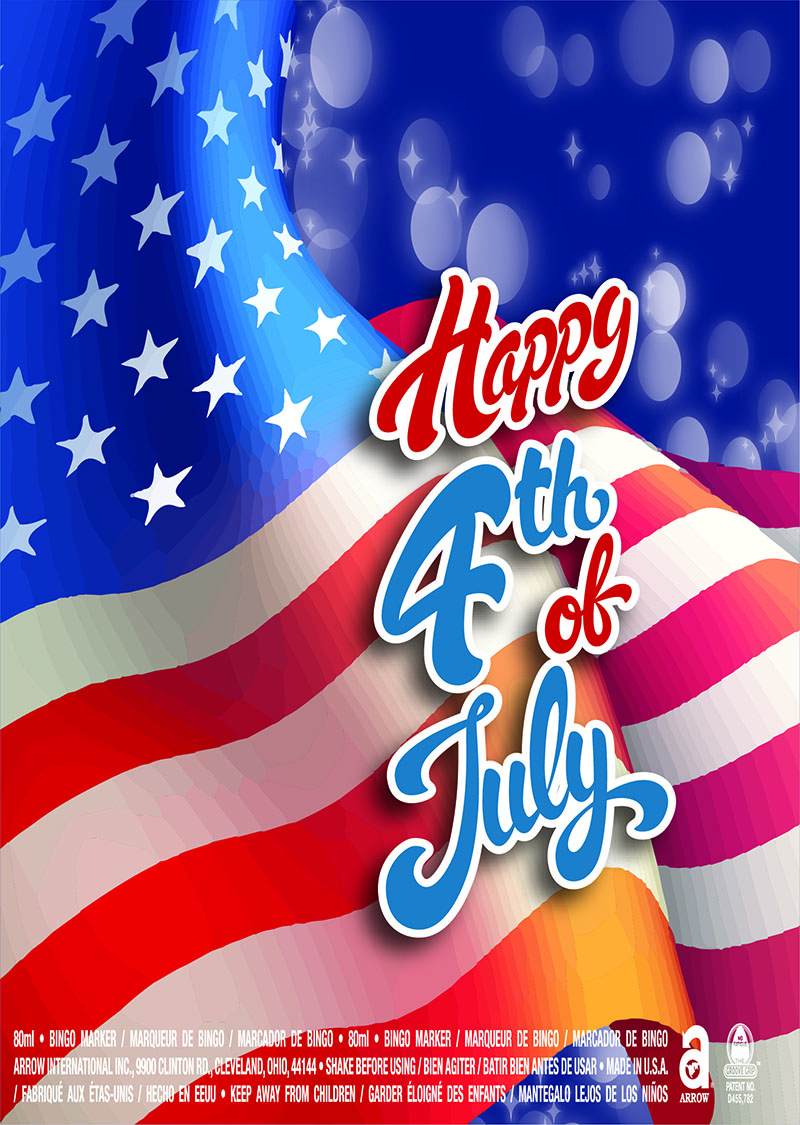 Happy 4th of July / Flag