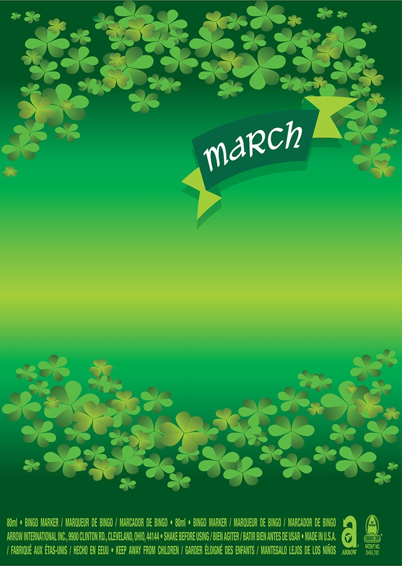 Shamrocks / March