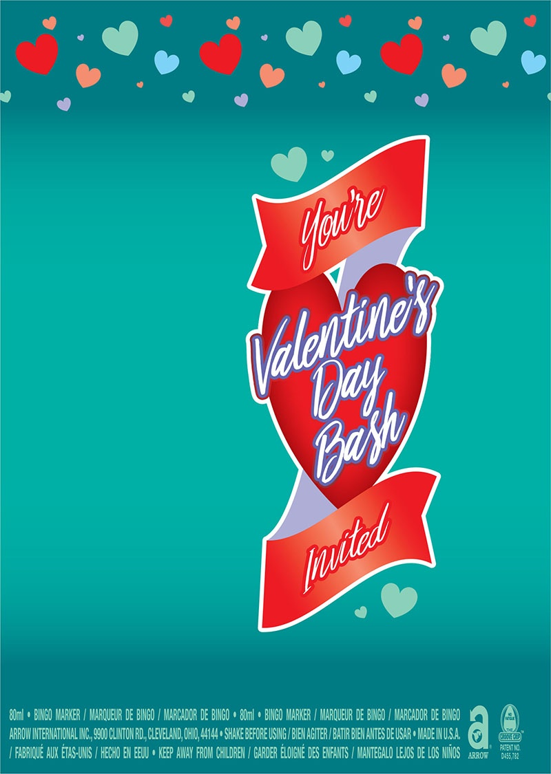 Happy Valentine's Day / Invited