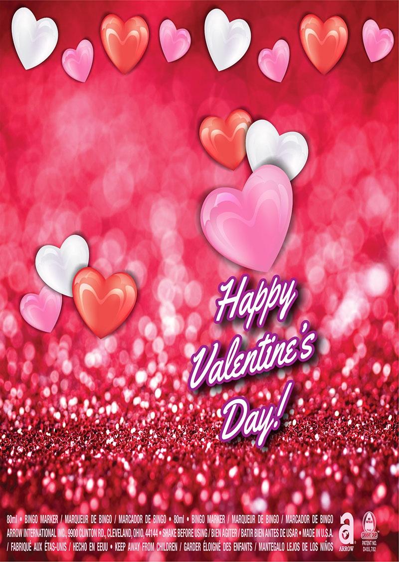 Happy Valentine's Day / Hearts