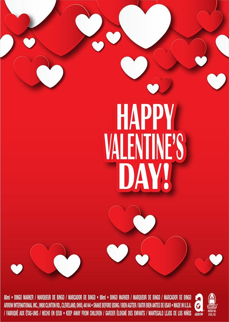 Happy Valentine's Day / Love