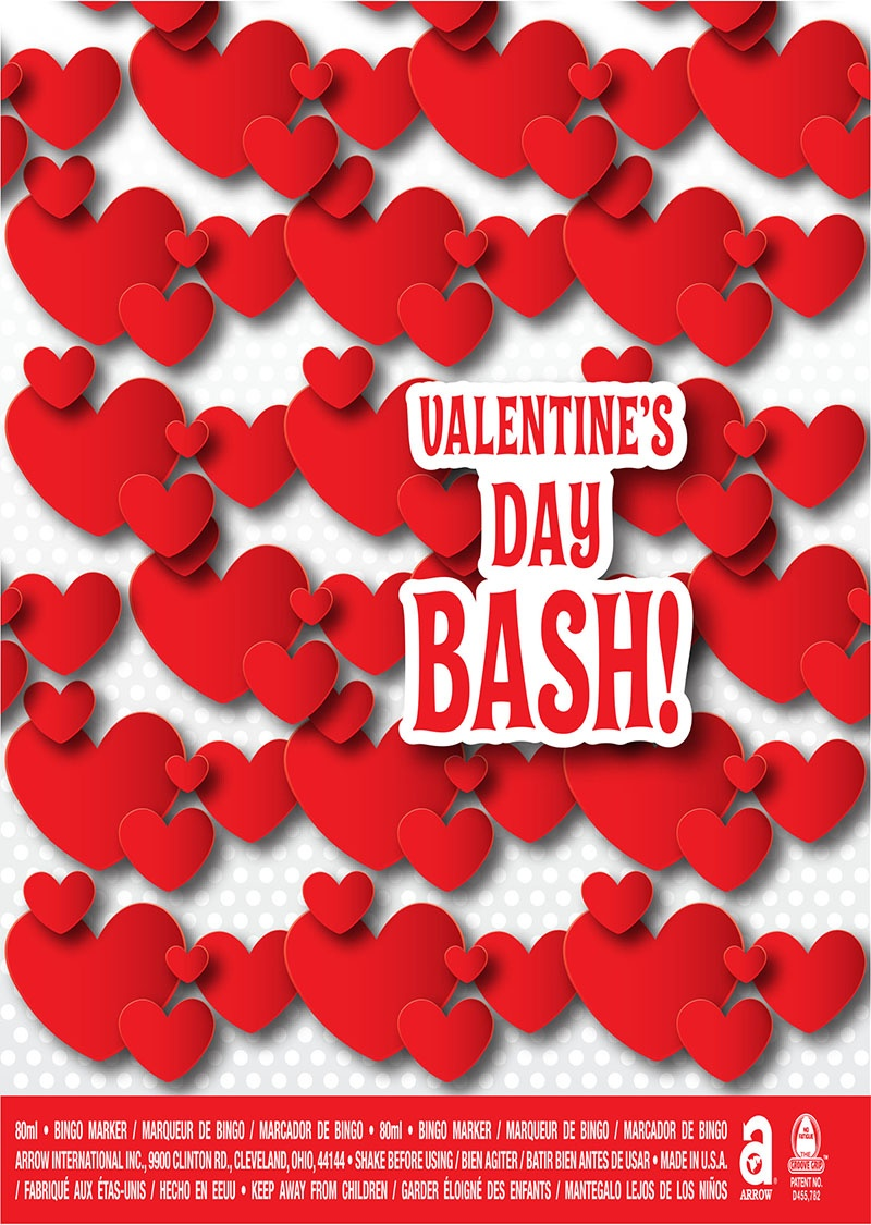 Happy Valentine's Day / Bash