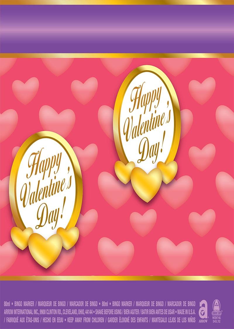 Happy Valentine's Day / Heart Frame