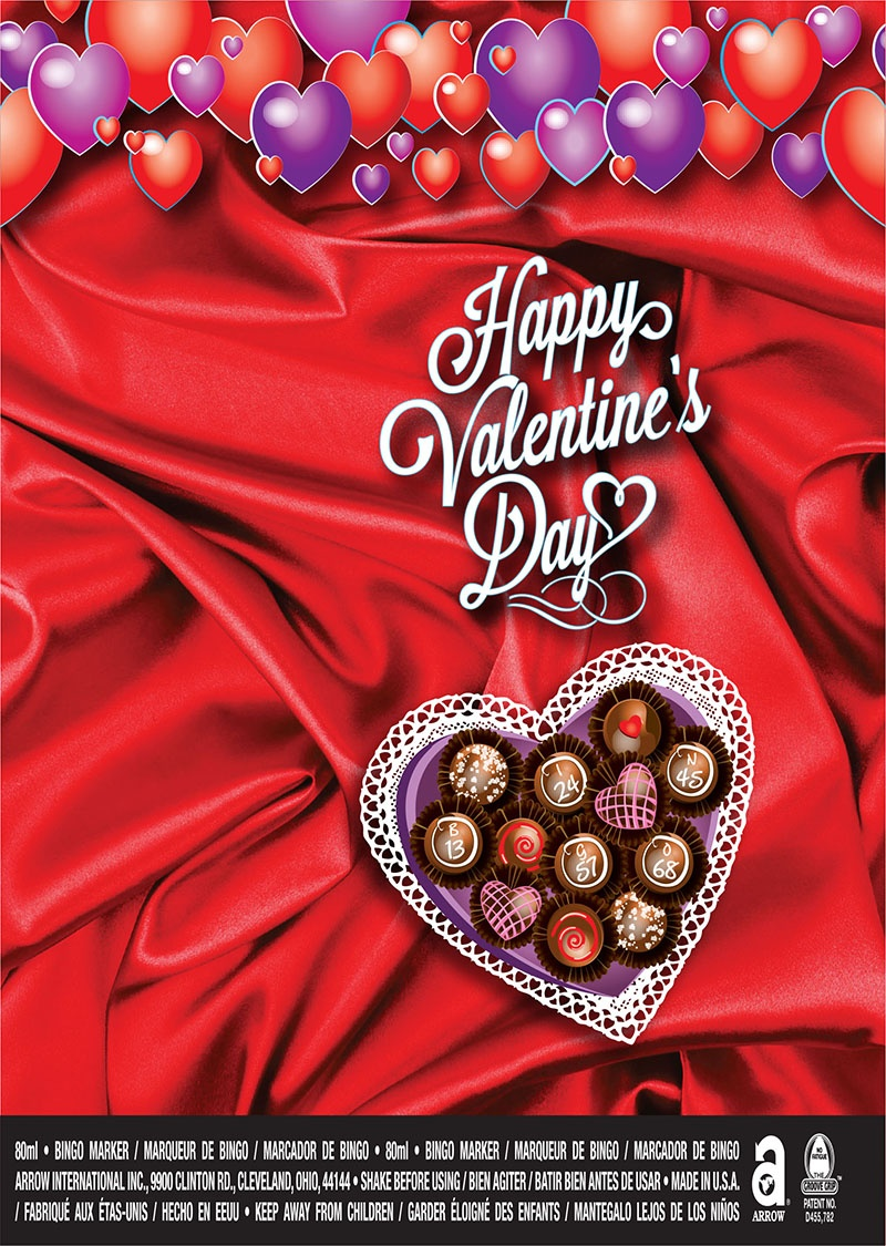 Happy Valentine's Day / Candy Box