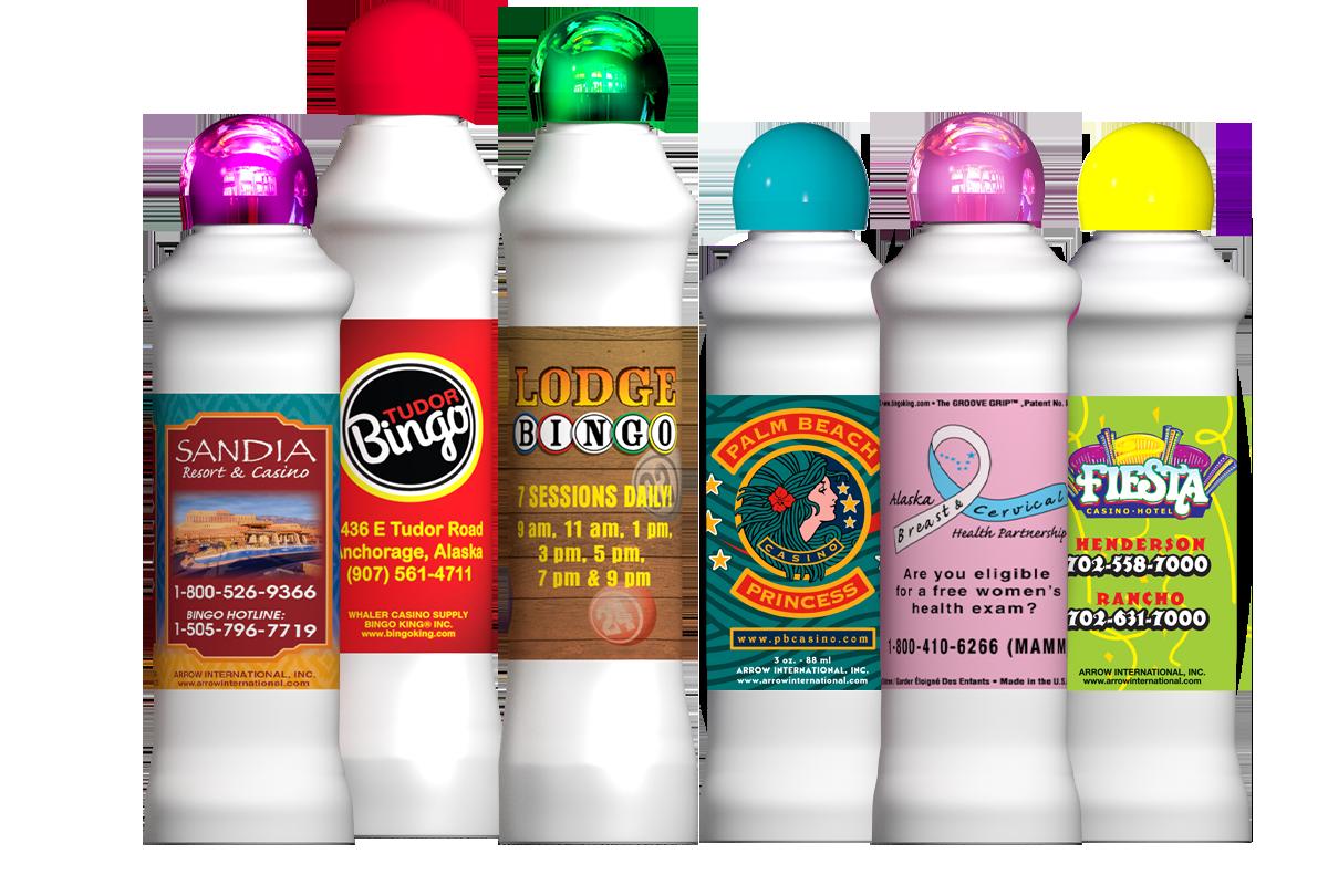Full Color Custom Labels