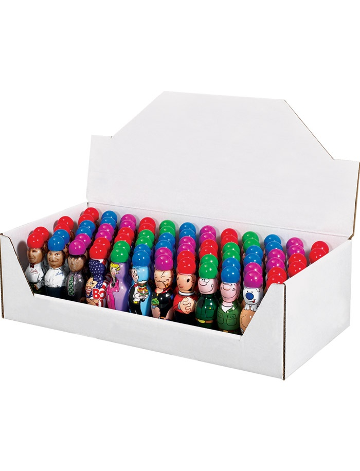 Corrugated Bingo Ink Display