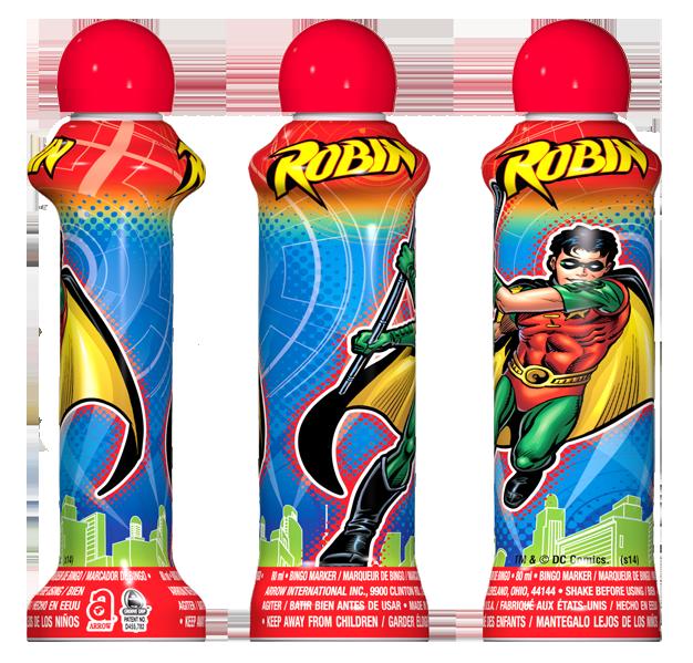 Robin Licensed Bingo Ink