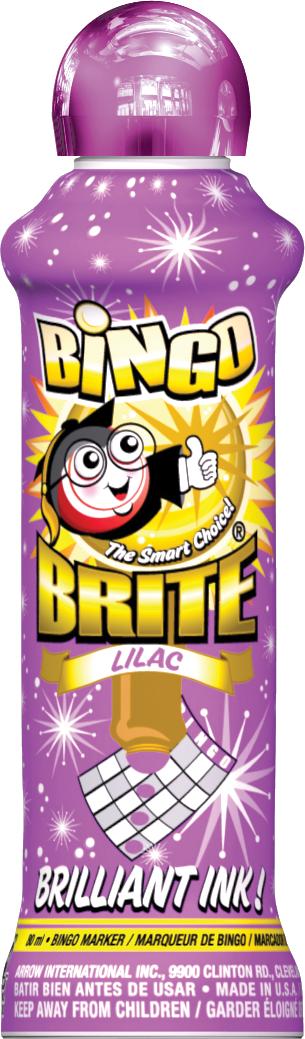 Lilac Bingo Brite Ink