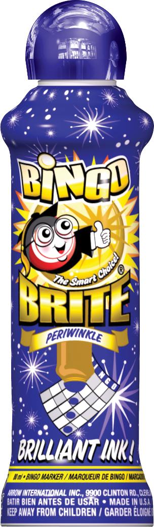 Periwinkle Bingo Brite Ink