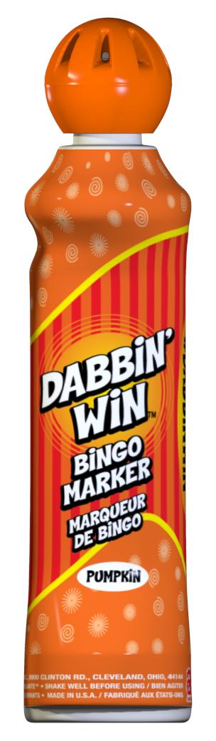 Pumpkin Dabbin' Win Ink