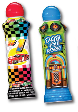 Happy Father's Day Bingo Ink Markers