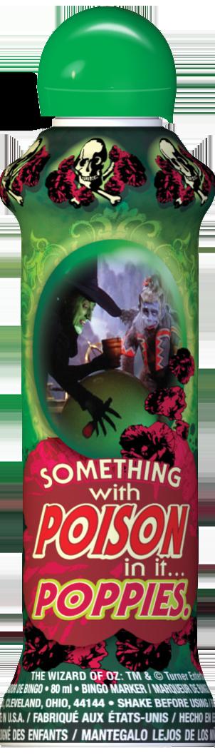 Witches Green Bingo Ink