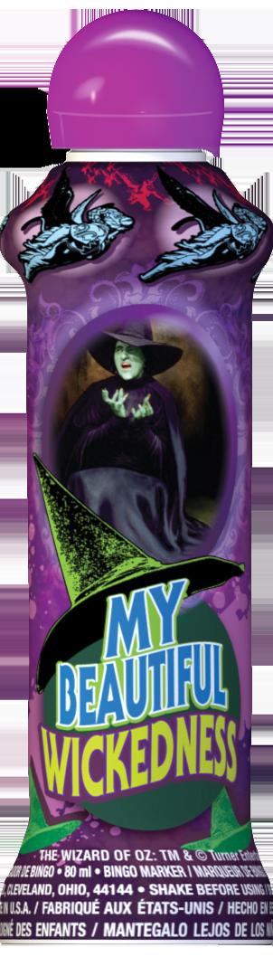 Witches Purple Bingo Ink