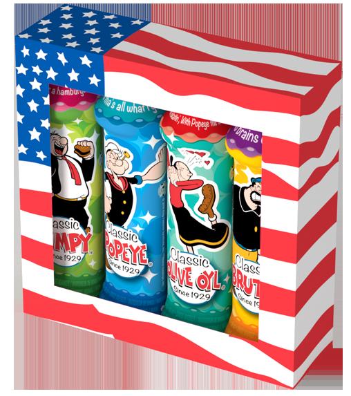Popeye Bingo Ink Gift Set