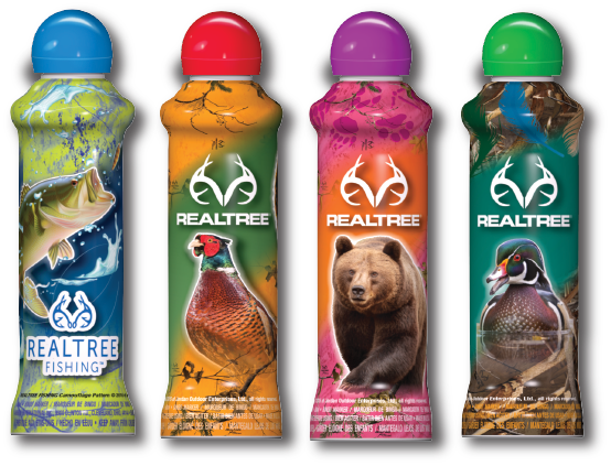 Realtree Father's Day Bingo Ink Markers