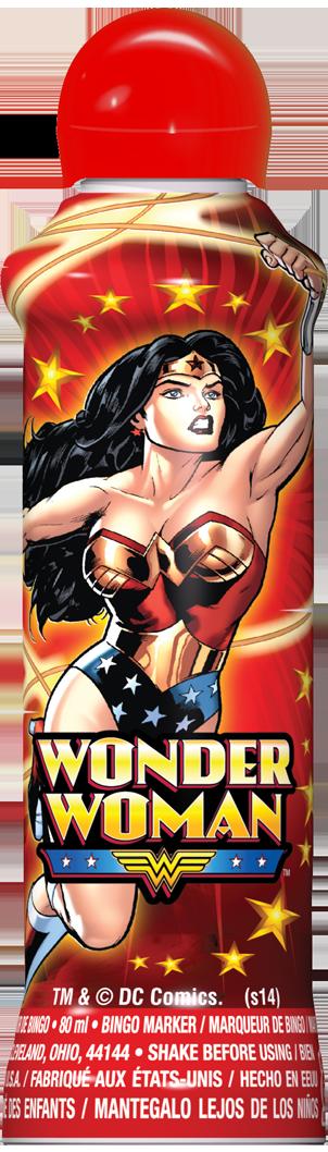 Red Wonder Woman Ink