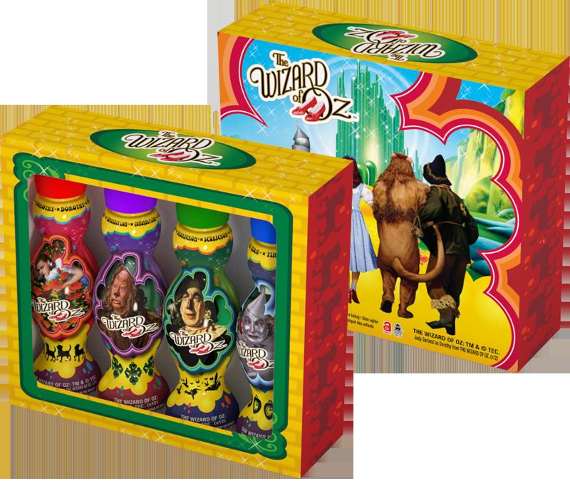 Wizard of Oz Bingo Ink Gift Set