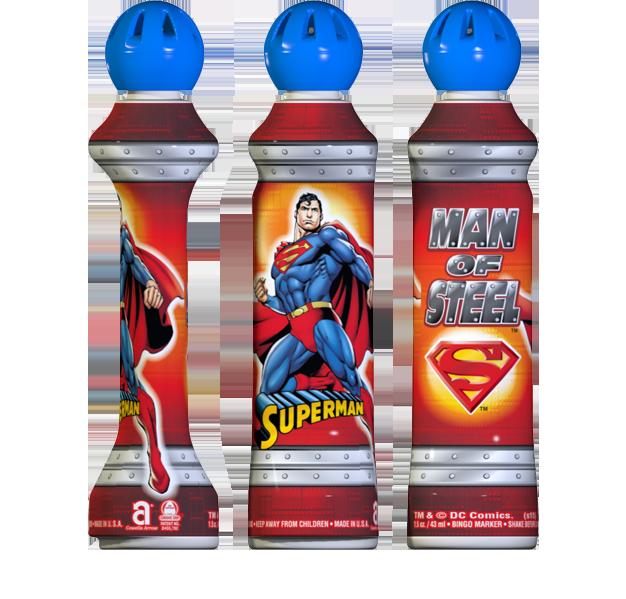 Superman Mini-Tip Bingo Ink