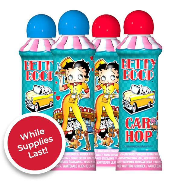 Car Hop Betty - Licensed and Novelty Ink