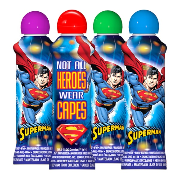 Superman - Licensed and Novelty Ink