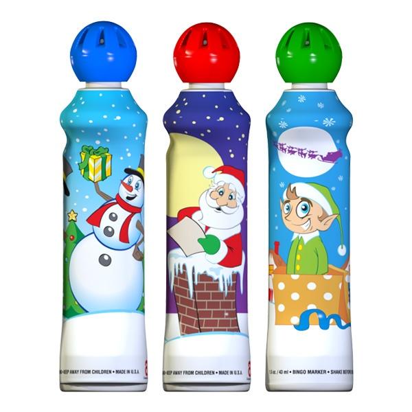 Christmas - Mini-Tip Bingo Ink