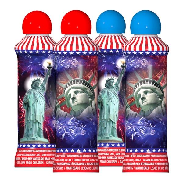 Statue of Liberty - Patriotic Ink