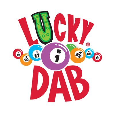 Lucky Dab Bingo Ink