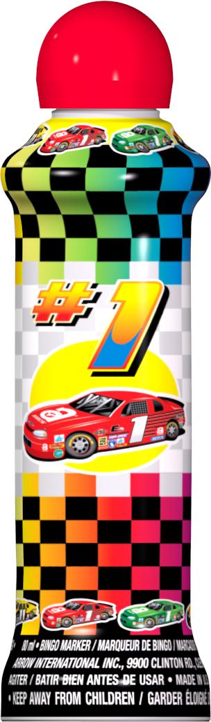 Race Car Bingo Ink